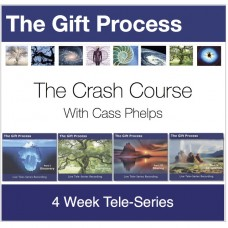 The Gift Process - The Crash Course 2016 - Discover, Receive and Share Your Gift With The World - MP3