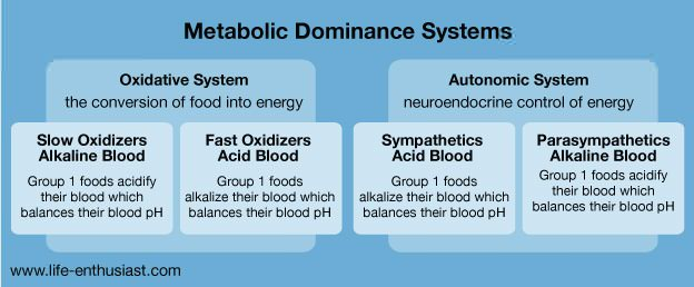 metabolic-dominance-systems